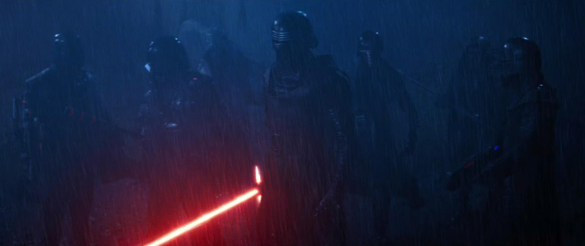 Star Wars Awakens Knights of Ren