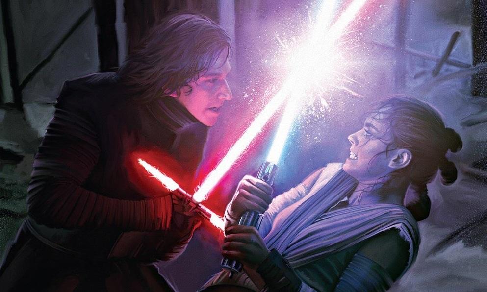 Hi-Res foto's, Rogue One, IMAX poster en Rey