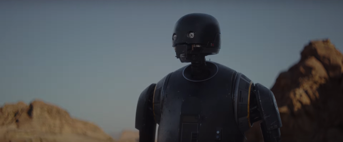 Rogue One trailer tease