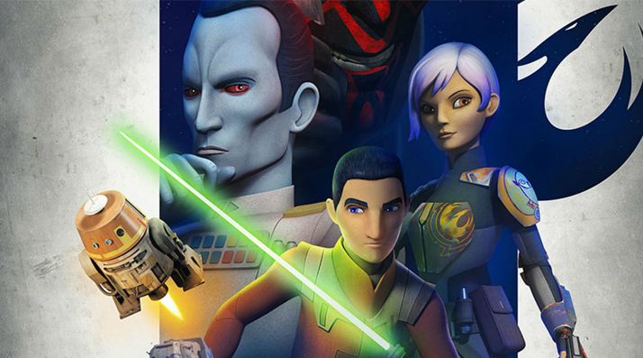 Star Wars Rebels Seizoen 3