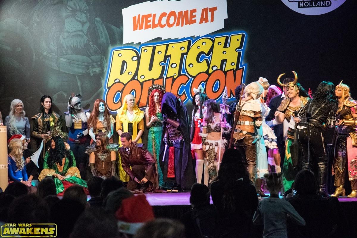 Dutch X-Mas Con 2016