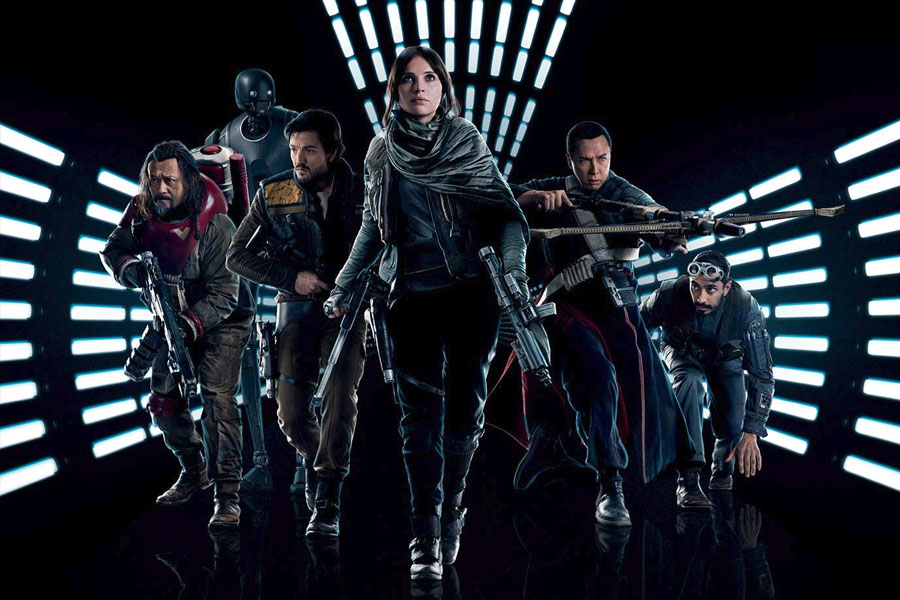 Rogue One reviews