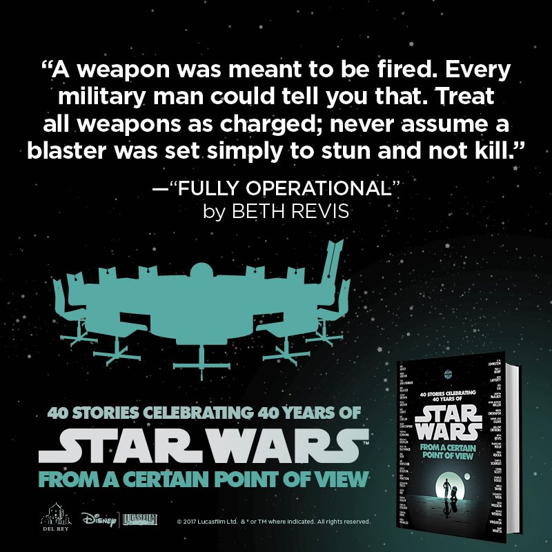 Fully Operational – Beth Revis