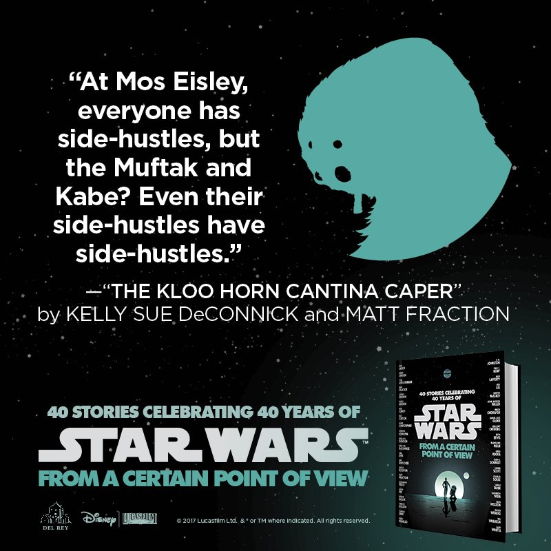 The Kloo Horn Cantina Caper – Kelly Sue DeConnick and Matt Fraction