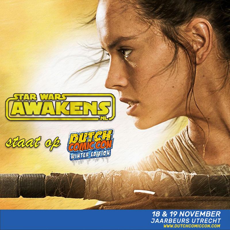 Star Wars Awakens