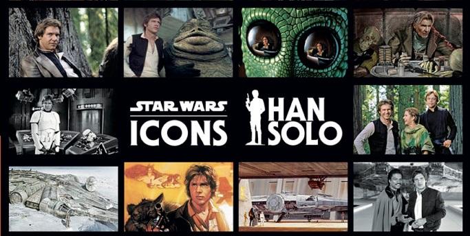 Citaten Uit Star Wars : Boekreview star wars icons han solo star wars awakens