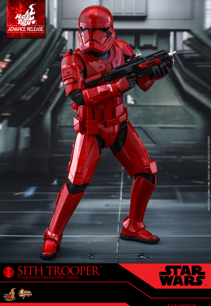 Hot Toys Sith Trooper 1/6 Scale Figure