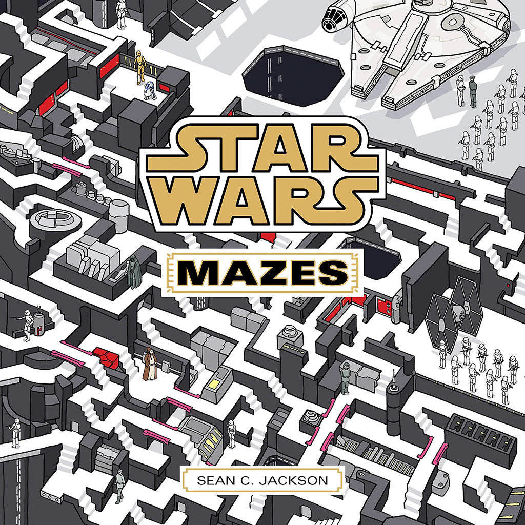 Star Wars: Mazes Cover